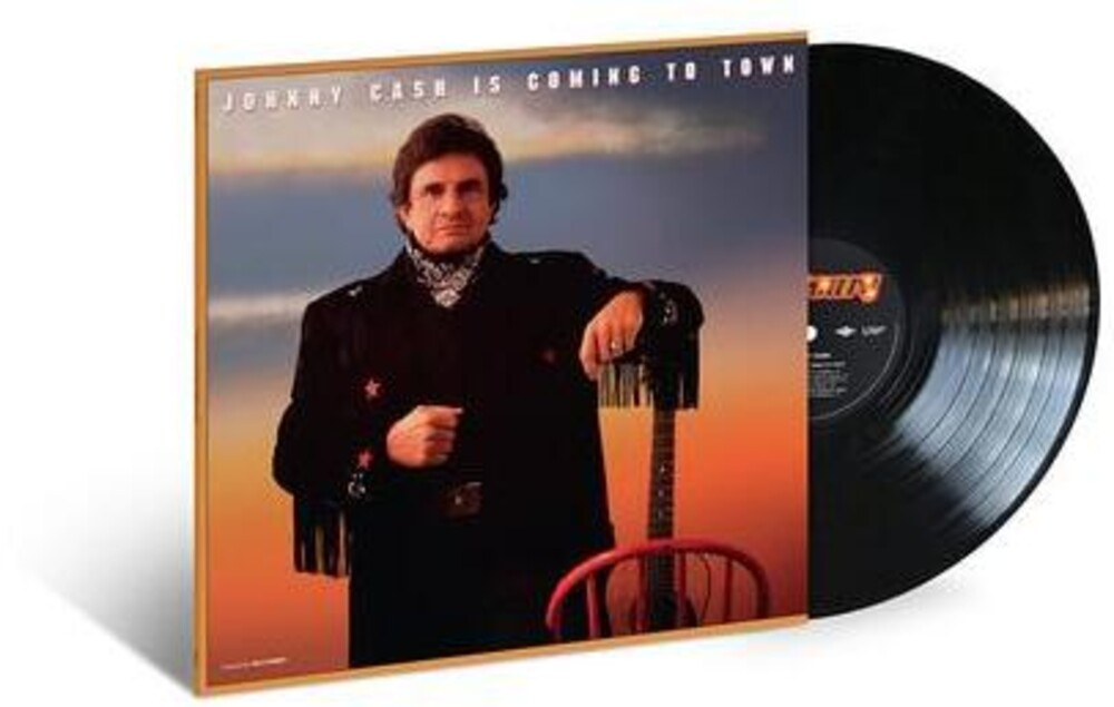 Johnny Cash - Johnny Cash Is Coming To Town [LP]