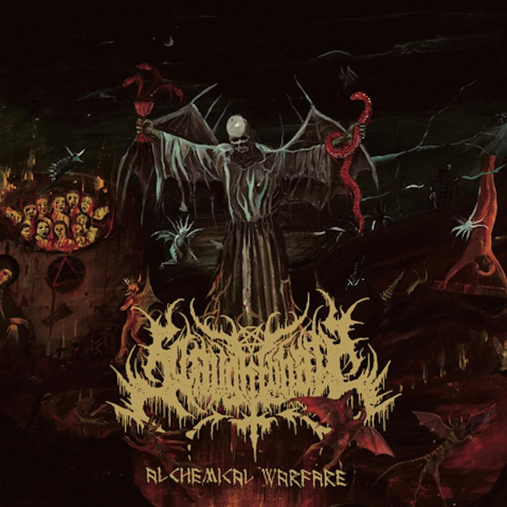 Slaughtbbath - Alchemical Warfare (Uk)
