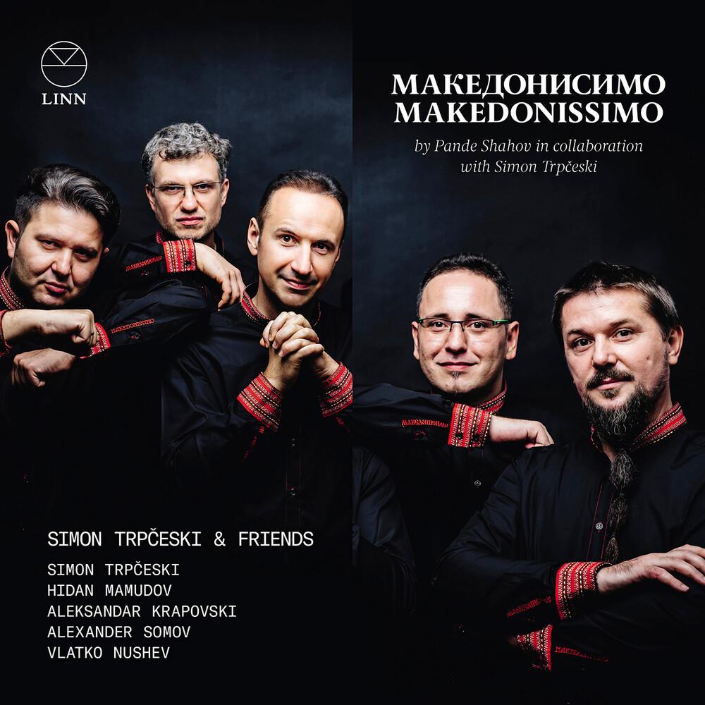 Shahov / Trpceski / Nushev - Makedonissimo