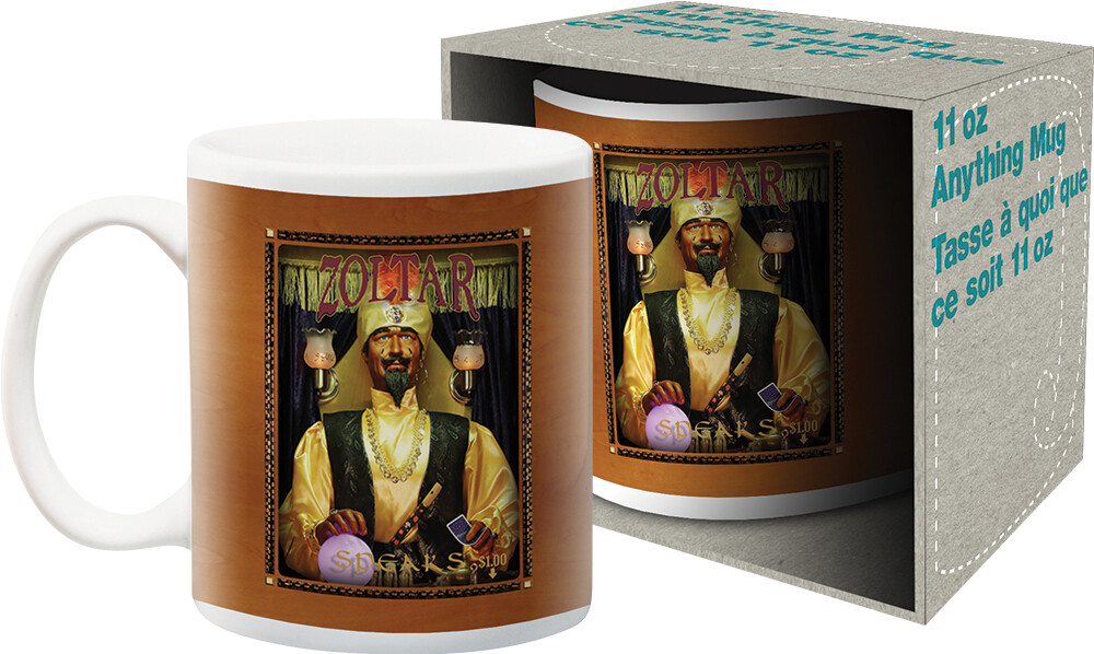Zoltar Machine 11Oz Mug Boxed - Zoltar Machine 11oz Mug Boxed