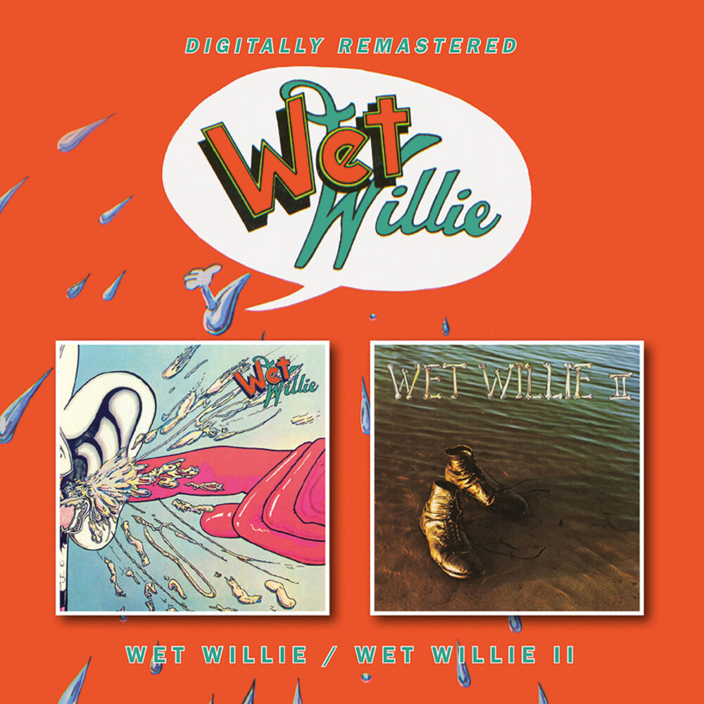 Wet Willie - Wet Willie / Wet Willie Ii (Uk)