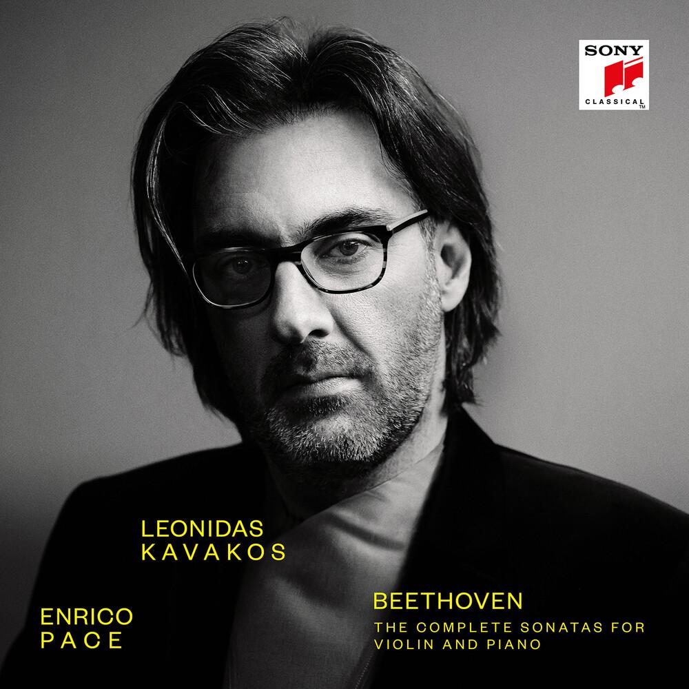 Beethoven / Kavakos / Pace - Complete Sonatas Violin & Piano
