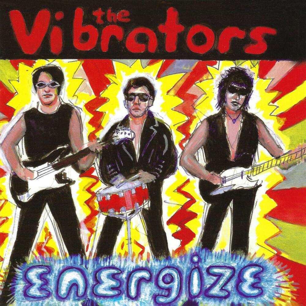 Vibrators - Energize (Rmst)