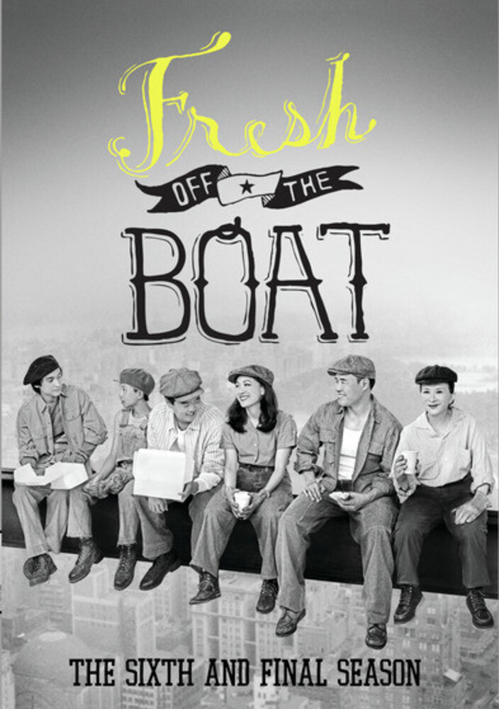 Fresh Off the Boat: Season 6 - Fresh Off The Boat: Season 6 (2pc) / (Mod 2pk)