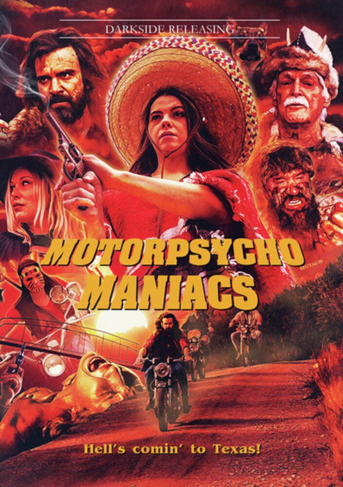 - Motorpsycho Maniacs / (Mod)