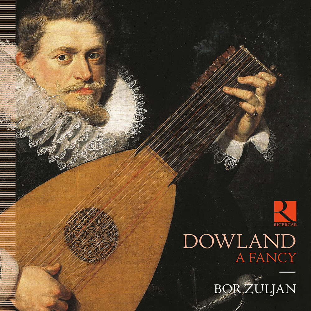 Dowland / Bor Zuljan - Fancy
