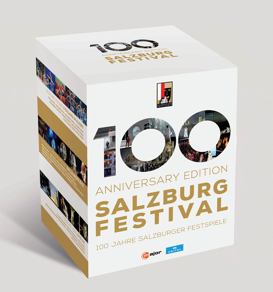 - 100 Anniversary Edition (17pc) / (Box)