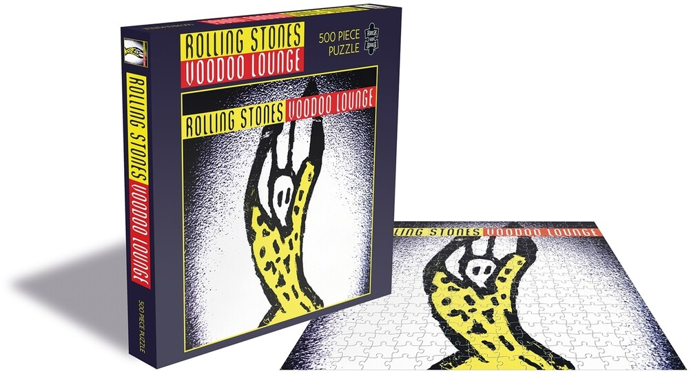 - Rolling Stones Voodoo Lounge (500 Piece Jigsaw Puzzle)