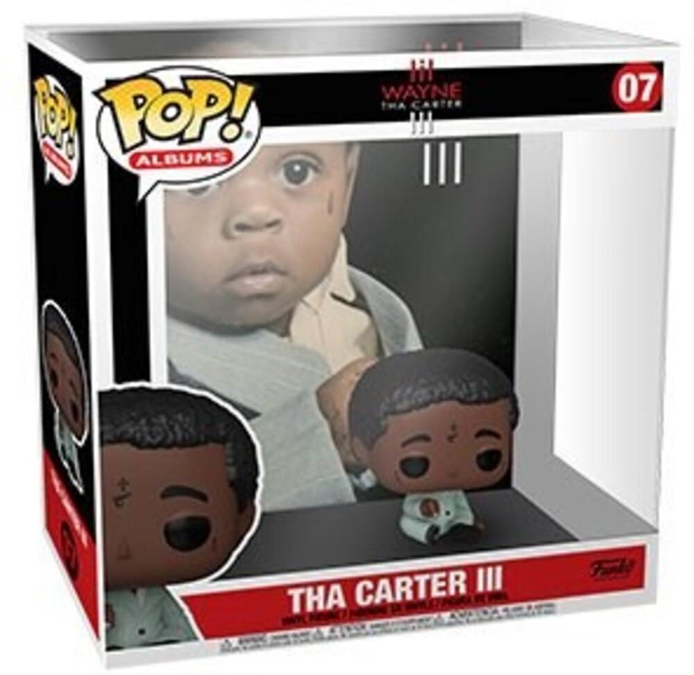 Funko Pop! Albums: - FUNKO POP! ALBUMS: Lil Wayne - Tha Carter III