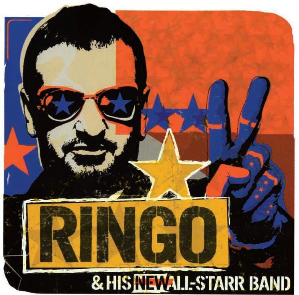 Ringo Starr - From Chicagos Rosemont Theatre August 2001