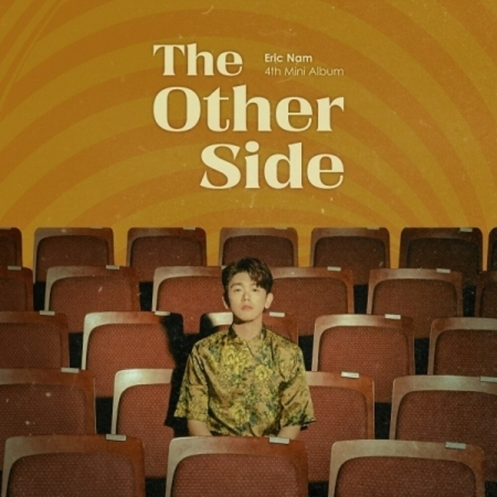 Eric Nam - The Other Side (incl. 104pg Photobook + Photocard)