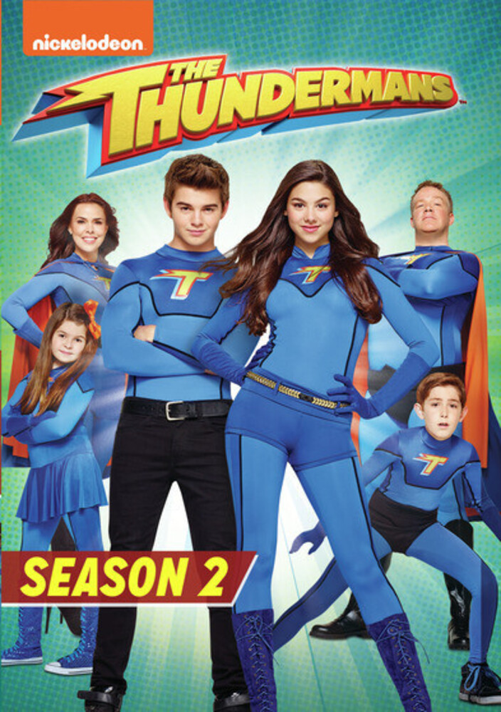 - Thundermans: Season 2 (3pc) / (Mod 3pk)