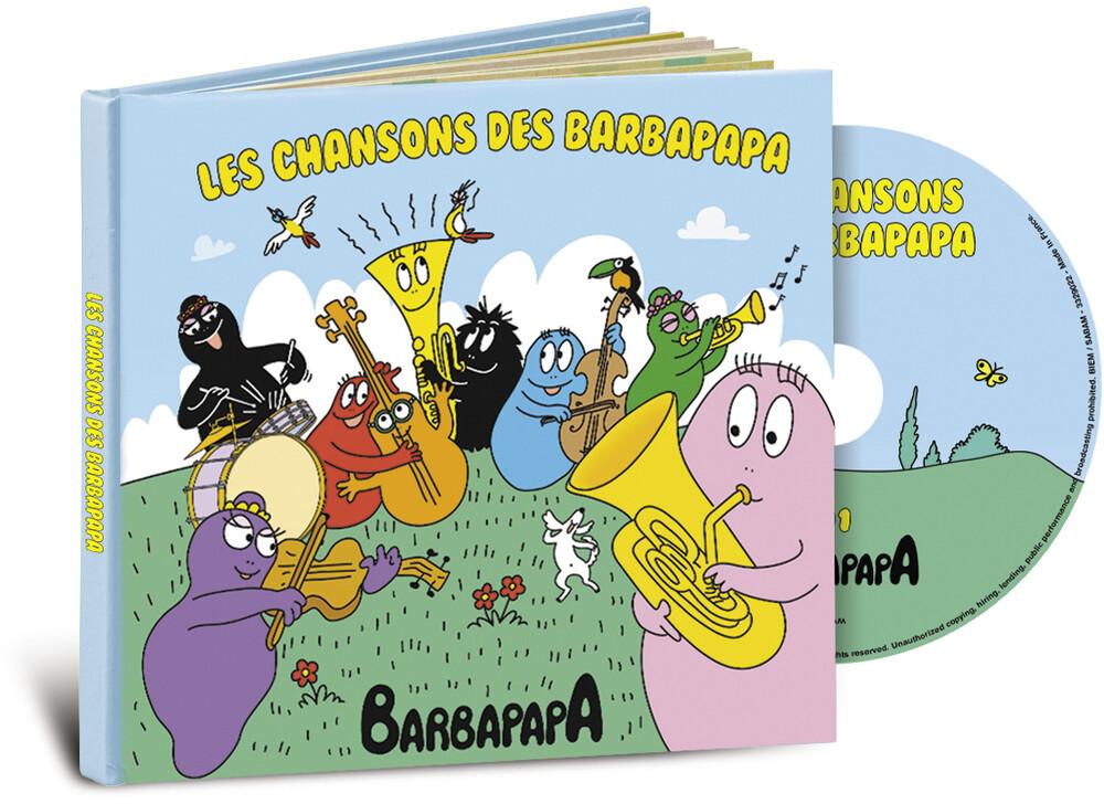Les Chansons Des Barbapapa / OST W/Dvd Fra - Les Chansons Des Barbapapa / O.S.T. (W/Dvd) (Fra)