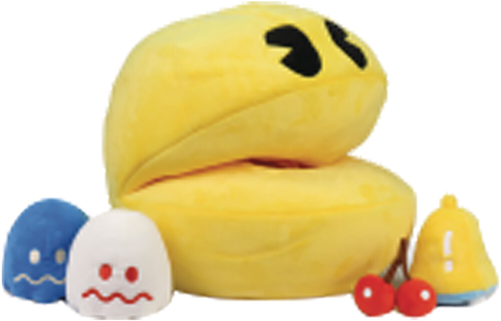- NECA - Phunny Hungry Pac-Man 15 Plush