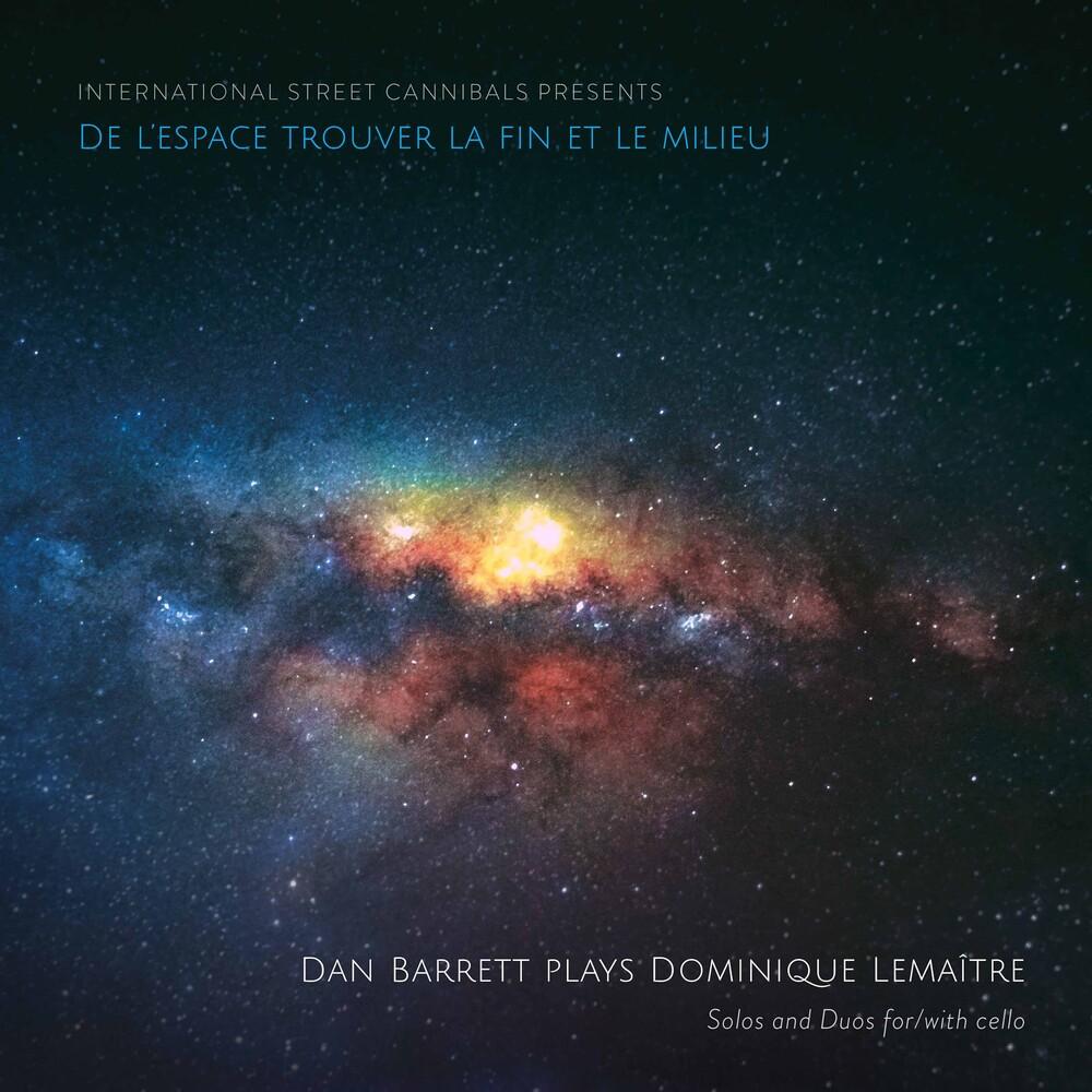 Dan Barrett (Trombone) - De L'espace Trouver La Fin