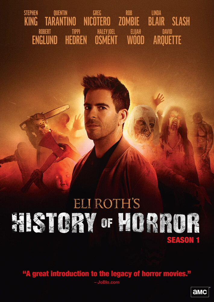 Eli Roth's History of Horror: Season 1 - Eli Roth's History Of Horror: Season 1 (2pc)