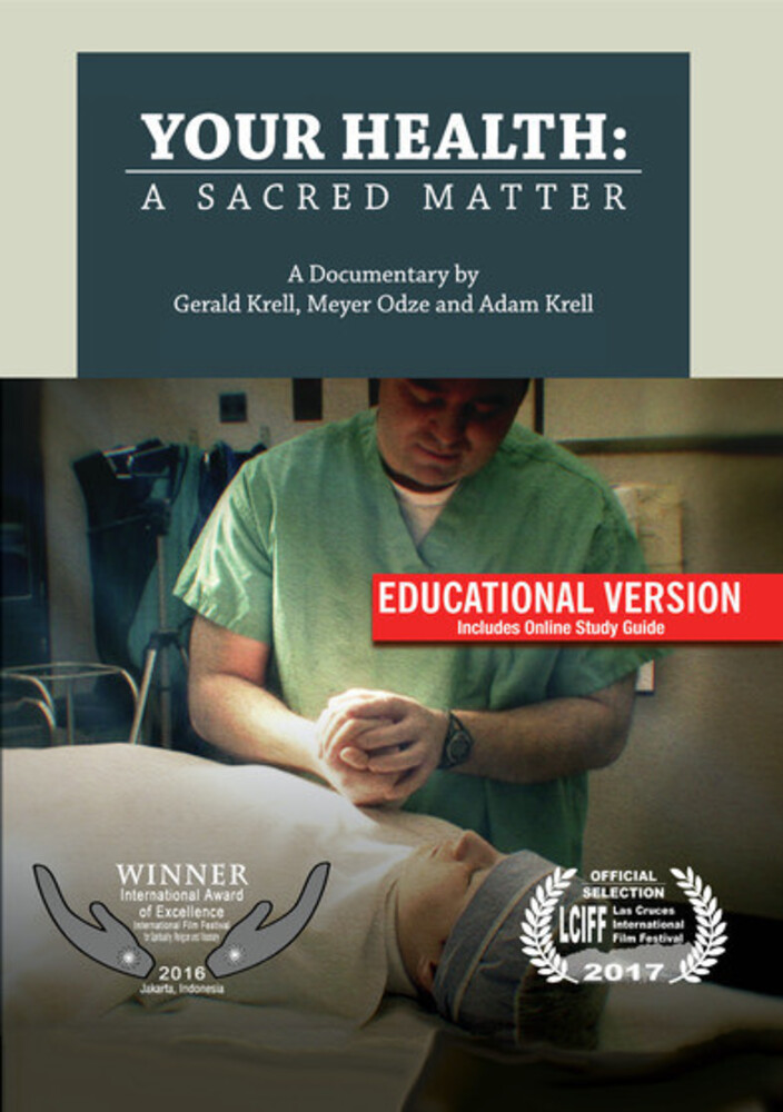 - Your Health A Sacred Matter - Educational Version