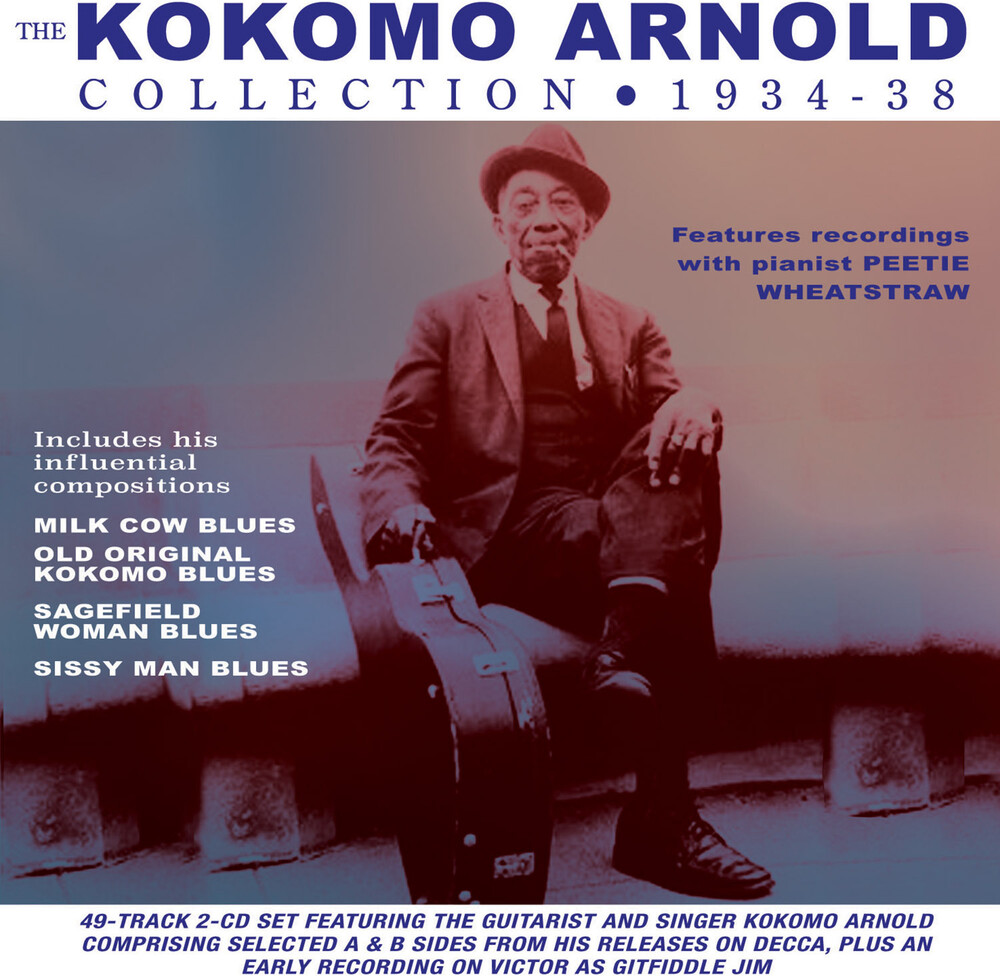 Kokomo Arnold - Collection 1930-38