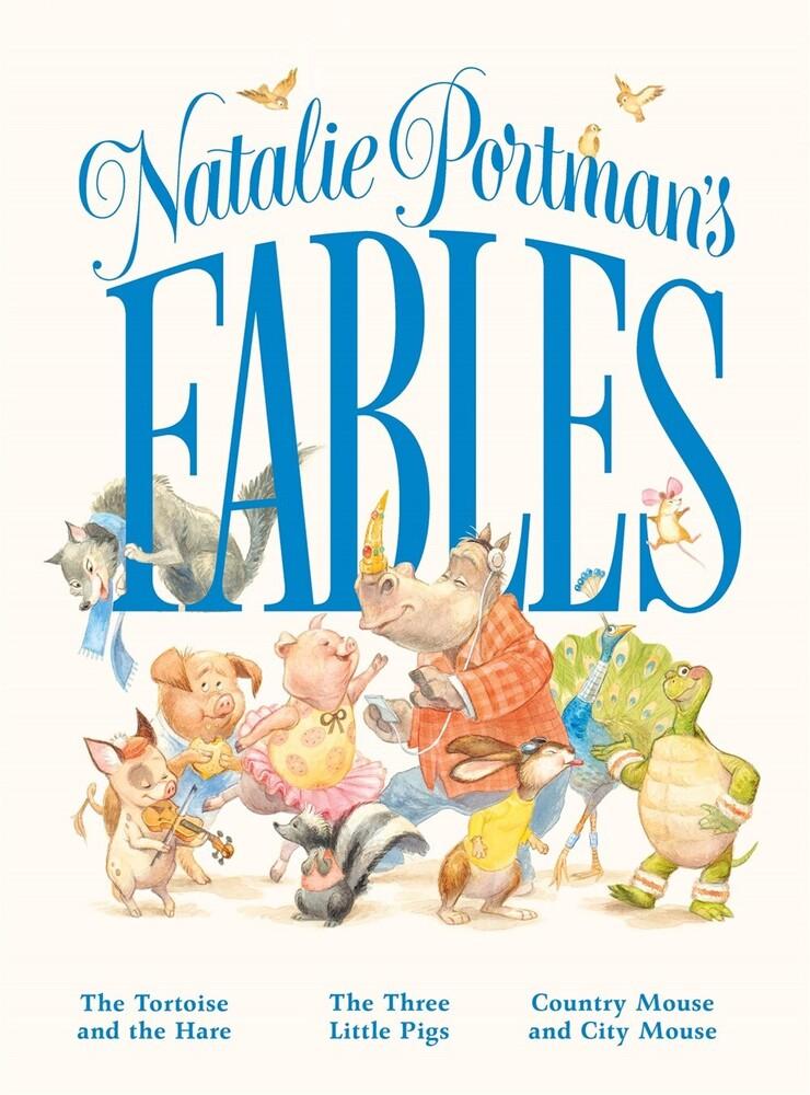 - Natalie Portman's Fables