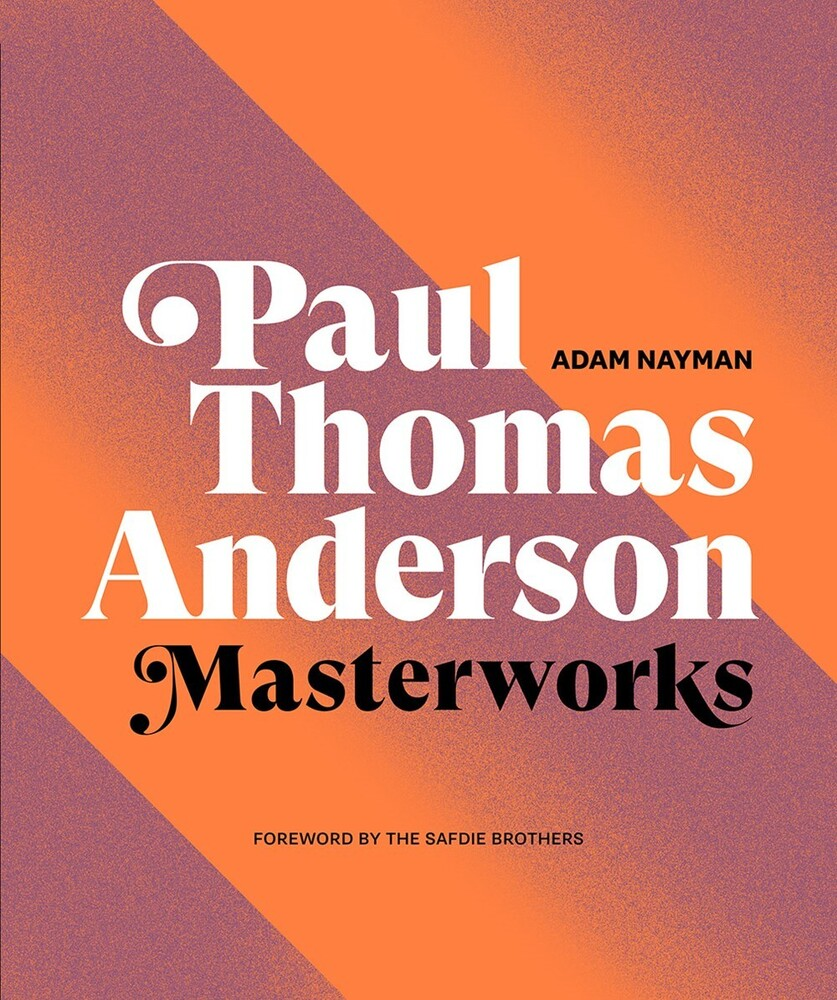 - Paul Thomas Anderson: Masterworks