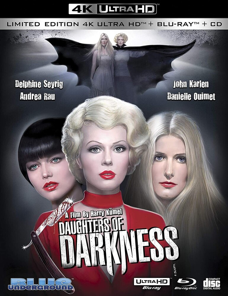 Daniele Ouimet - Daughters Of Darkness (3pc) / (Can)