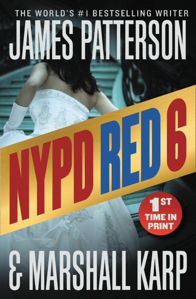 Patterson, James / Karp, Marshall - NYPD Red 6: An NYPD Red Novel