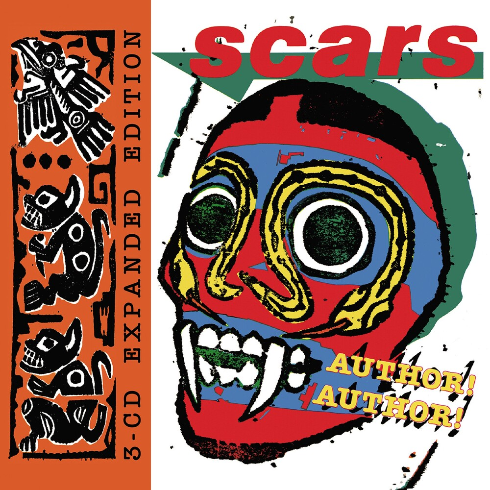 Scars - Author! Author! Expanded Edition
