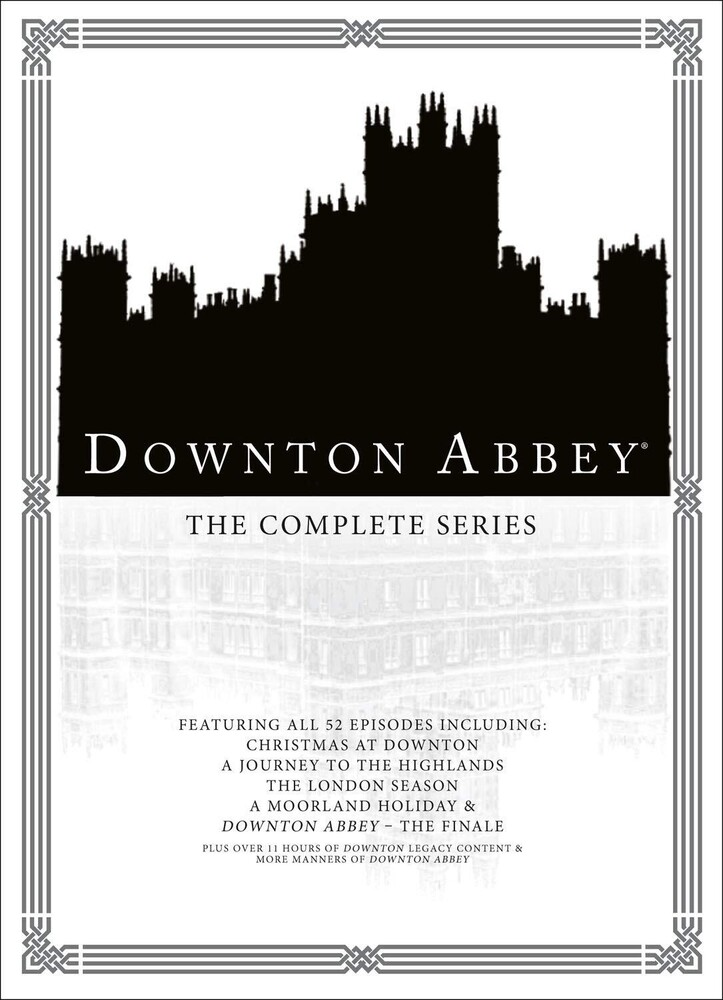 Hugh Bonneville - Downton Abbey: Complete Series (21pc) / (Box)
