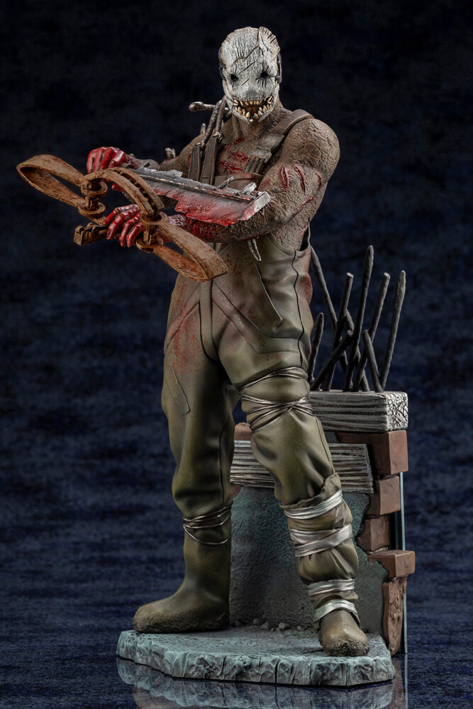 Dead by Daylight - the Trapper Statue - Kotobukiya - Dead By Daylight - The Trapper Statue