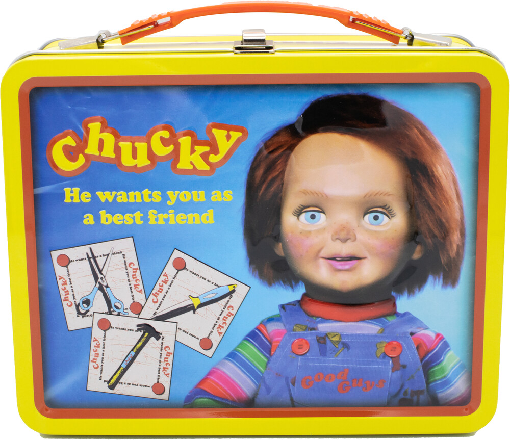 Chucky Gen 2 Fun Box - Chucky Gen 2 Fun Box
