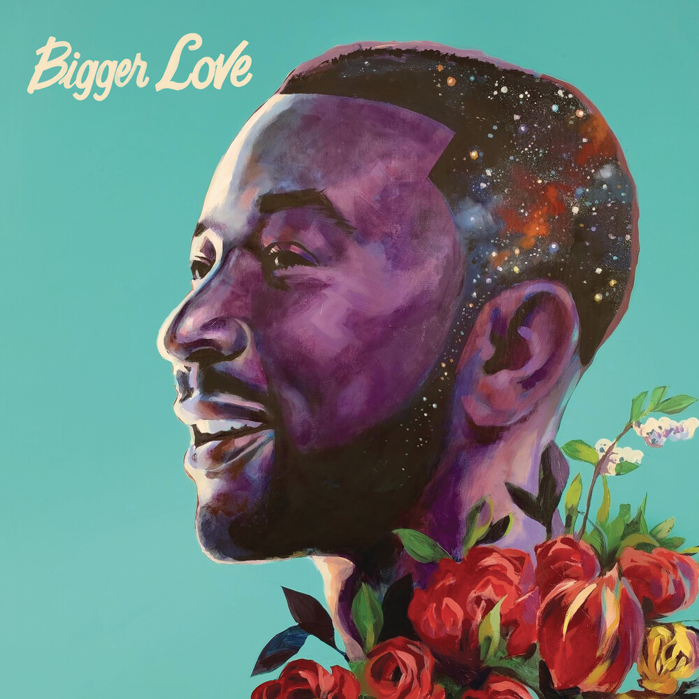 John Legend - Bigger Love (Uk)