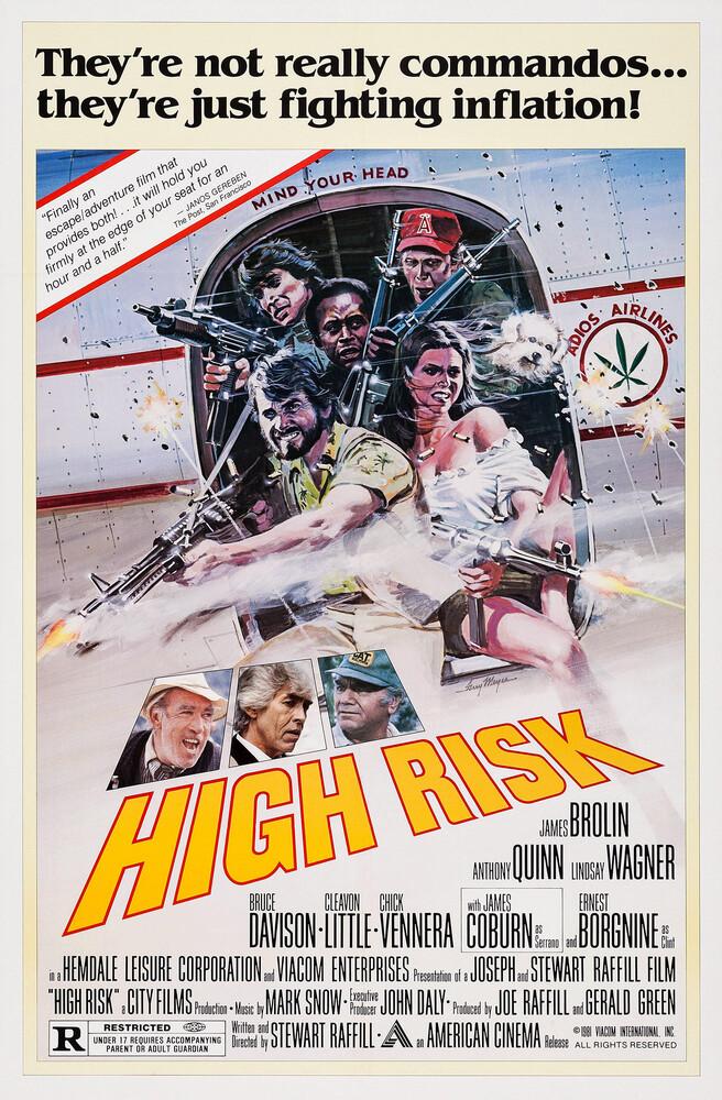 High Risk - High Risk