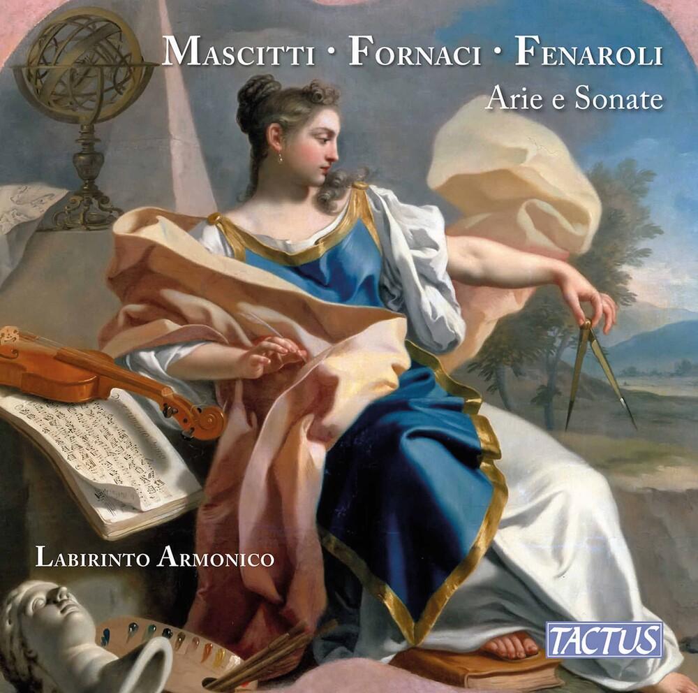 Ensemble Labirinto Armonico - Arie E Sonate