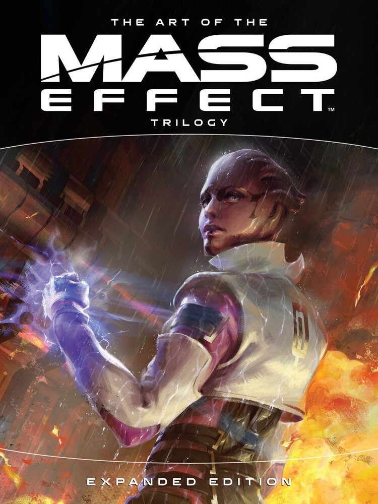 - The Art of the Mass Effect Trilogy: Expanded Edition