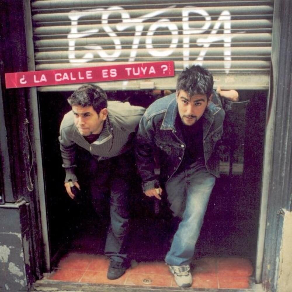 Estopa - La Calle Es Tuya?