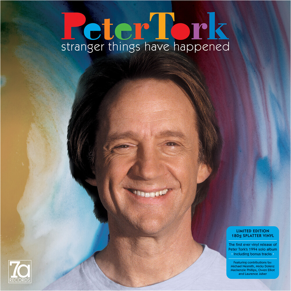 Peter Tork - Stranger Things Have Happened [180 Gram] (Red) (Uk)
