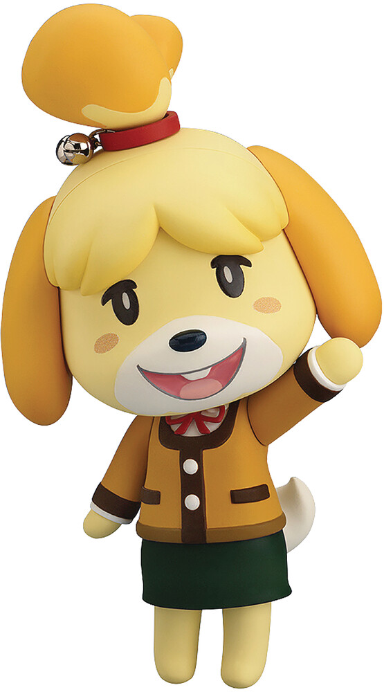Good Smile Company - Good Smile Company - Animal Crossing New LeAction Figure ShizueIsabelle Nendoroid Winter Version
