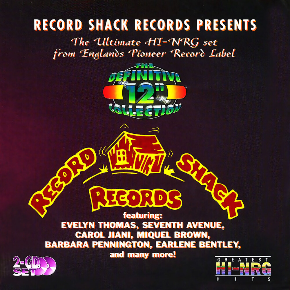 Various Artists - Record Shack Records Presents (Mod) (Rstr)