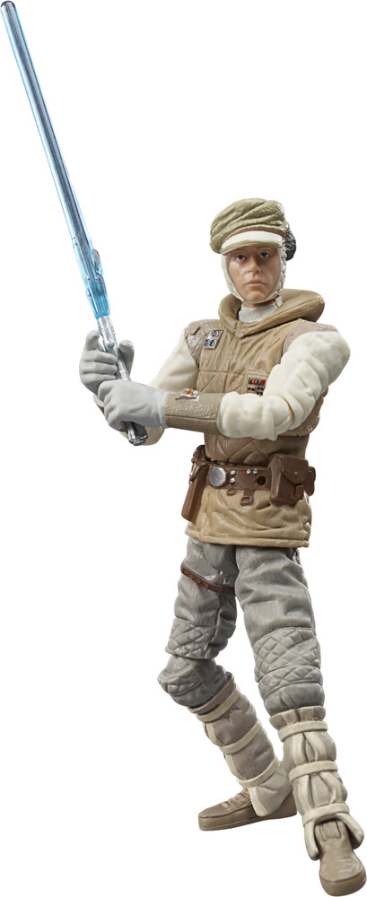 SW Vin Manitoba - Hasbro Collectibles - Star Wars Vintage Luke Skywalker Hoth
