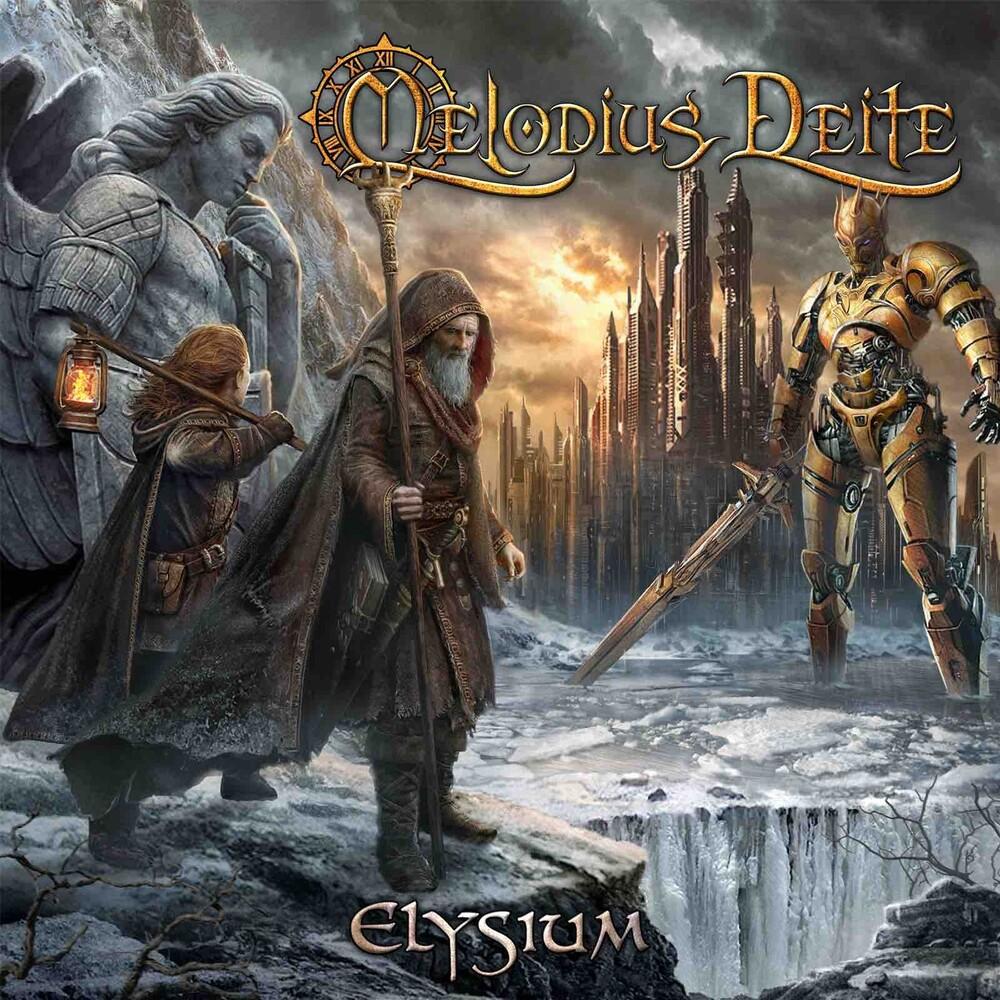 Melodius Deite - Elysium (Uk)