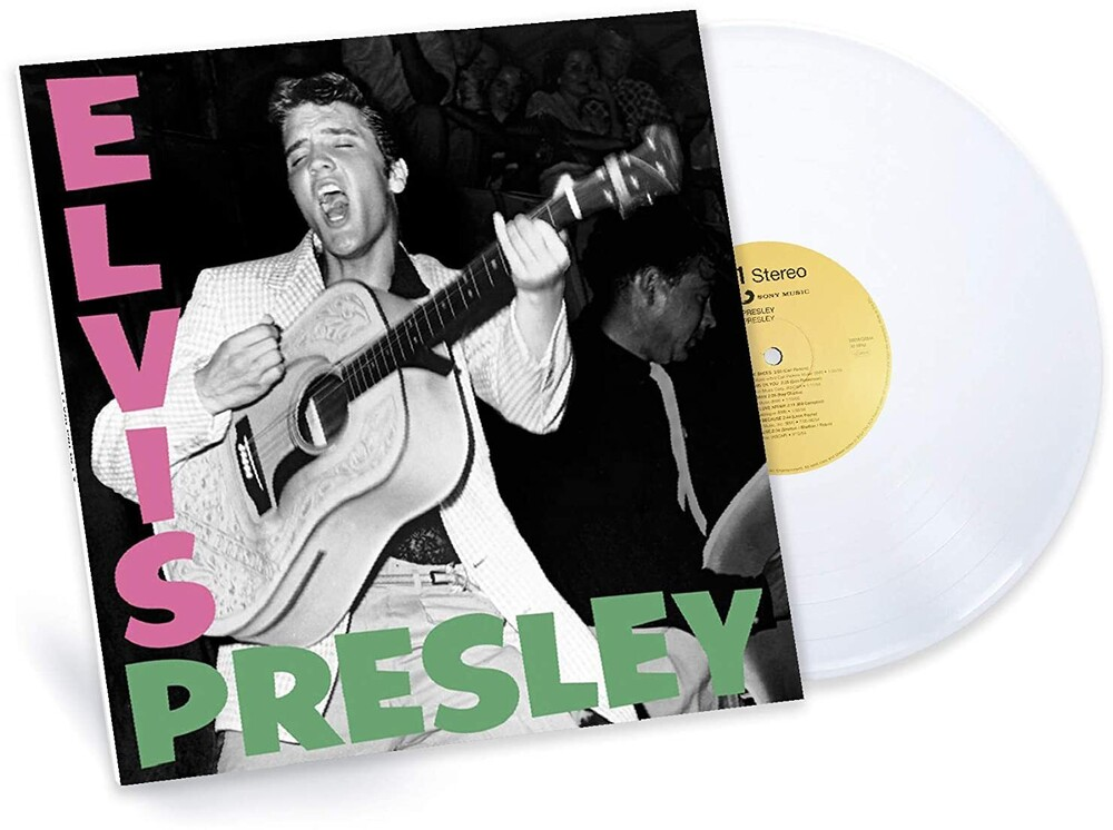 Elvis Presley - Elvis Presley (White Vinyl)