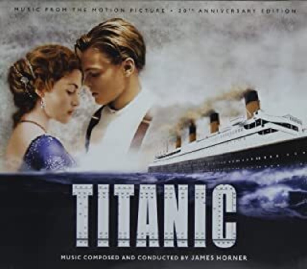 James Horner Ita - Titanic: 20th Anniversary (Original Soundtrack)