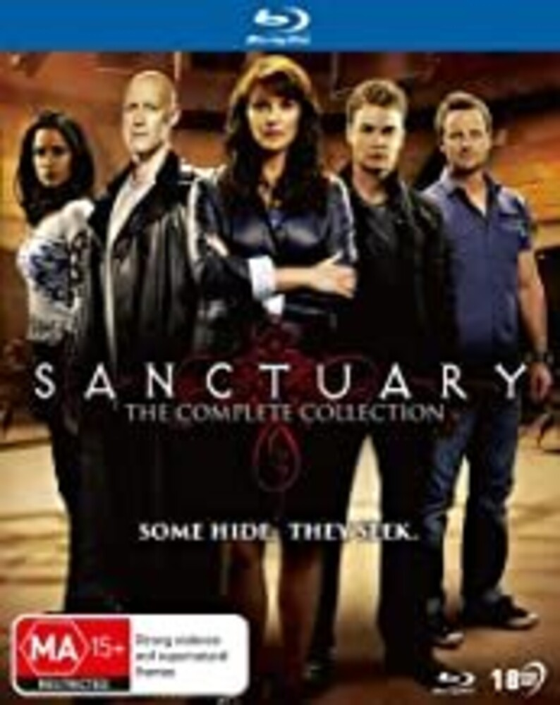 Sanctuary: The Complete Collection - Sanctuary: The Complete Collection (18pc) / (Box)