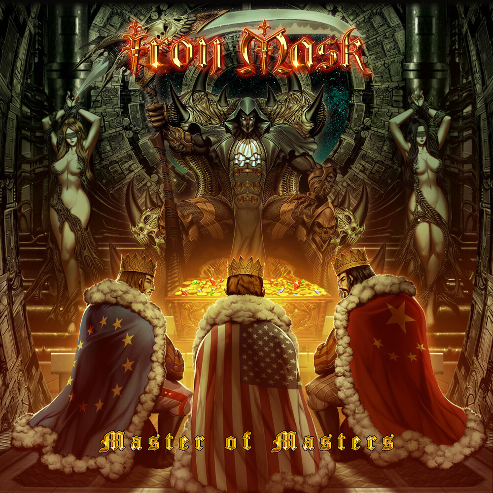 Iron Mask - Masters Of Masters