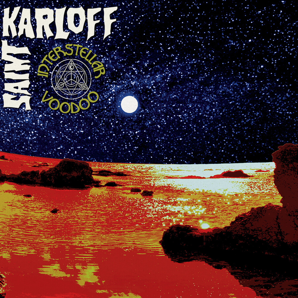 Saint Karloff - Interstellar Voodoo [Limited Edition]