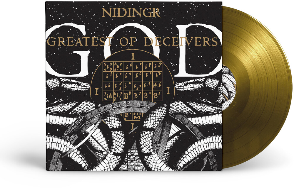 Nidingr - Greatest Of Deceivers (Gol)