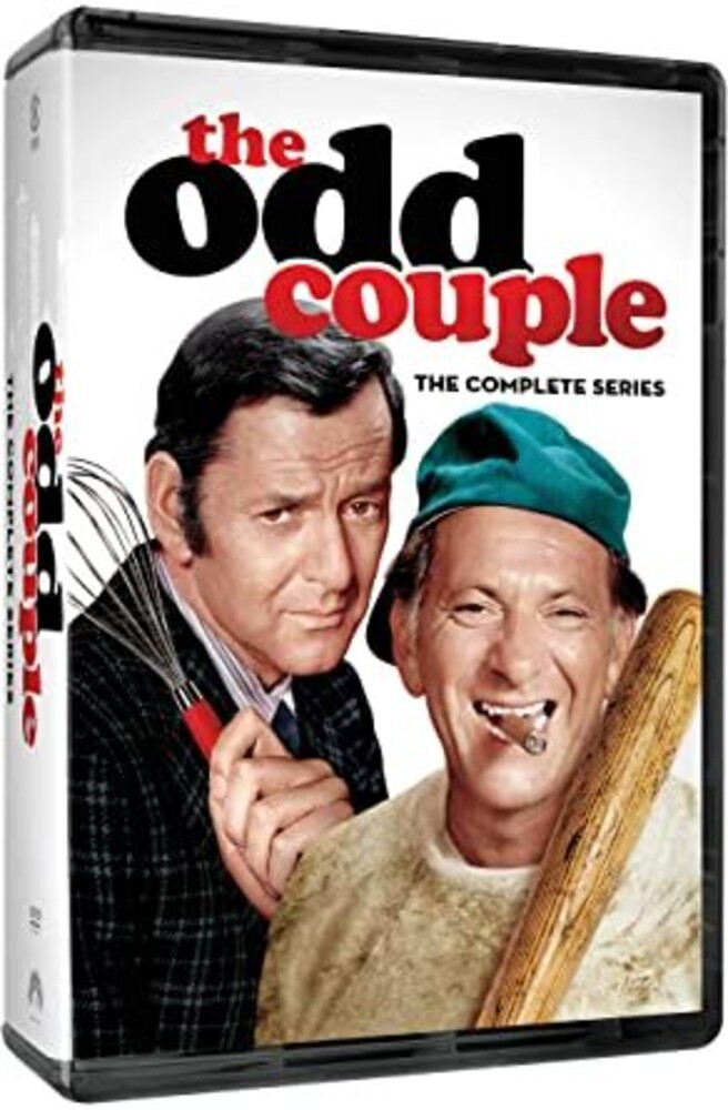 Odd Couple: Complete Series - Odd Couple: Complete Series (20pc) / (Box Full)