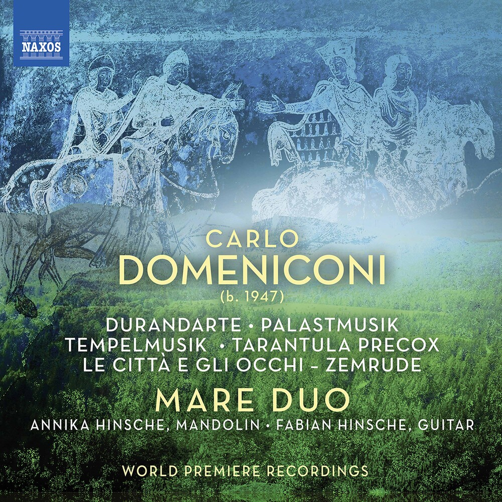 Domeniconi / Mare Duo - Works For Mandolin & Guitar