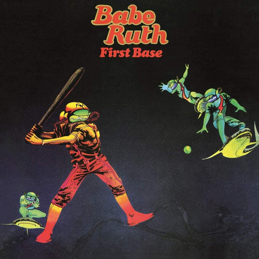 Babe Ruth - First Base [Limited 180-Gram Translucent Red Colored Vinyl]