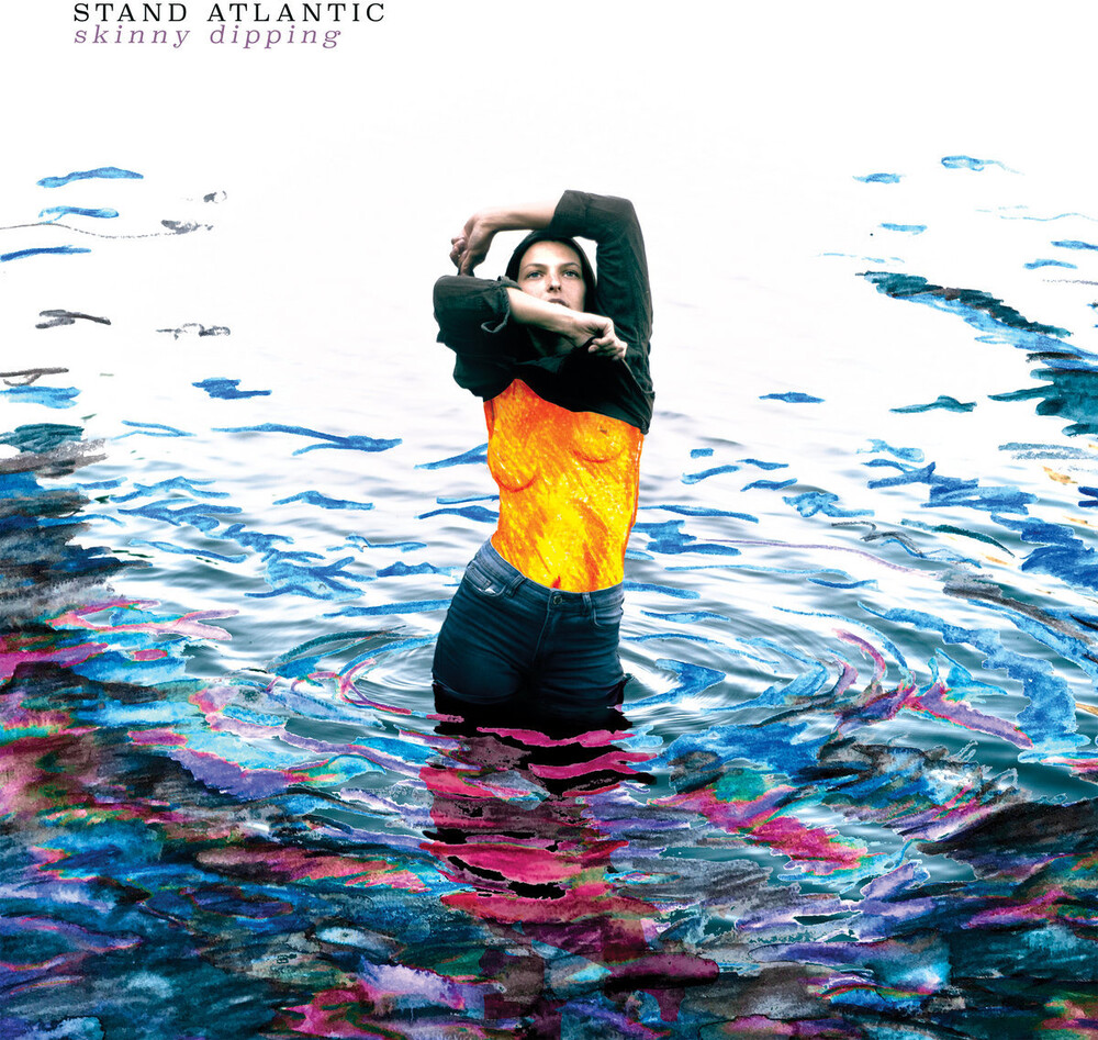 Stand Atlantic - Skinny Dipping [Limited Edition White LP]